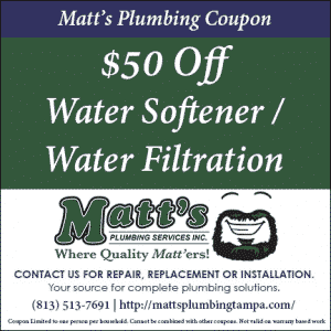 $50 off Water Filtration (coupon)